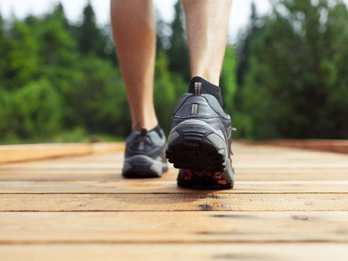 wandeltraining 10 kilometer