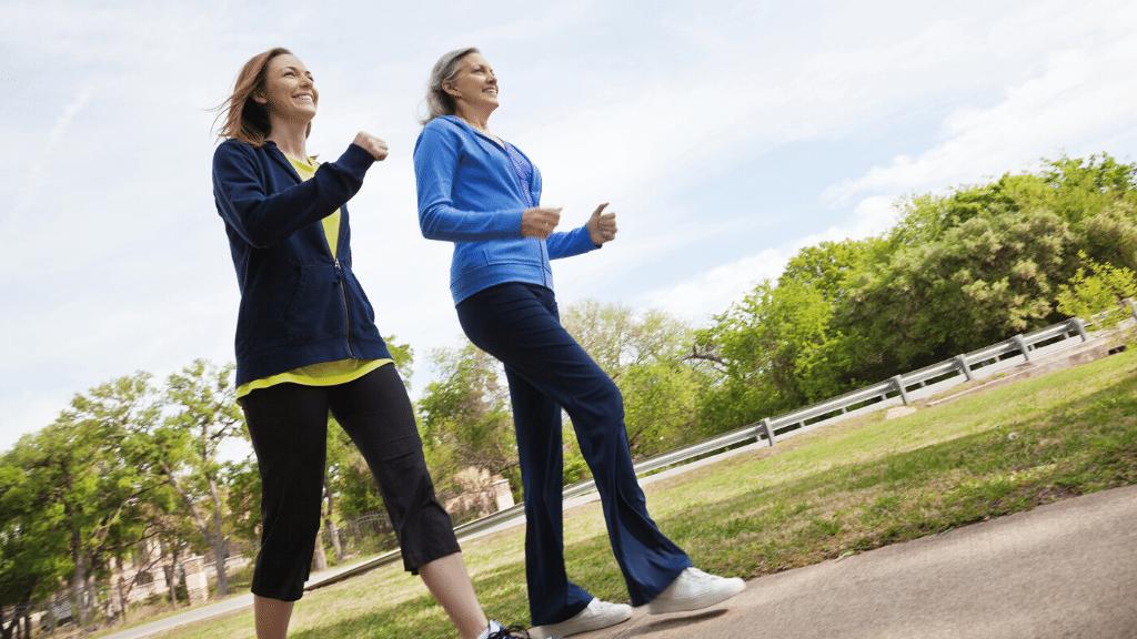 waarom wandeltraining